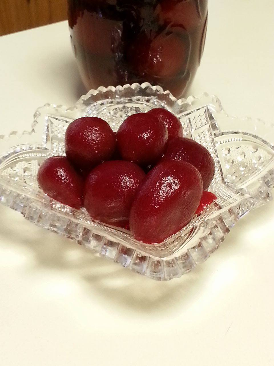 Mom's Pickled Beets (thm E)