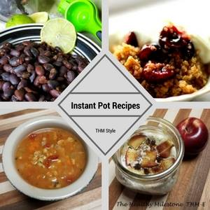 Instant Pot Recipes THM Style