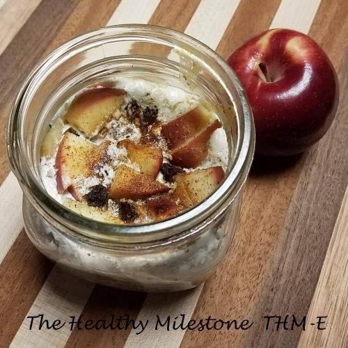 apple oats