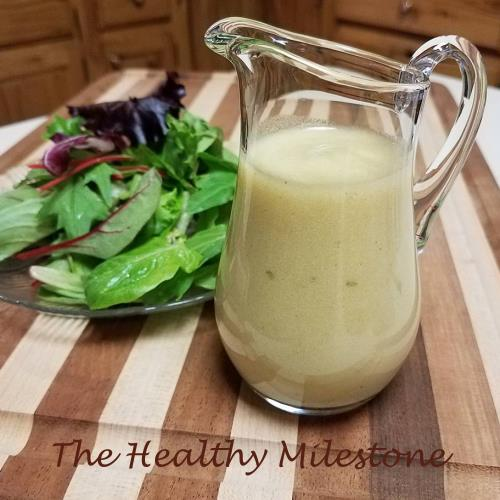 apple pear salad dressing
