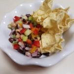 calico bean salad snack
