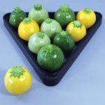 pool ball zucchini