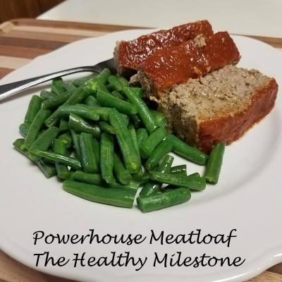 Powerhouse Meatloaf