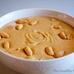 vitamix peanut butter inbowl