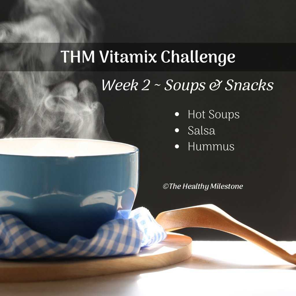 vitamix challenge week two